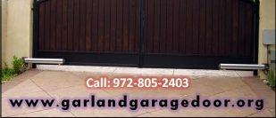 Professional Gate and Gate Opener Repair in Garland, Dallas @ Starting $26.95