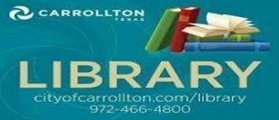 Carrollton Public Library at HEBRON & JOSEY