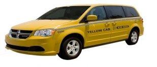 Yellow cabs Dallas