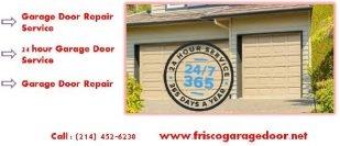 Garage Door Spring Repair Starting $26.95 | Frisco, Dallas
