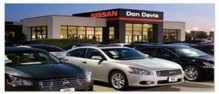 Don Davis Nissan-Arlington-Texas