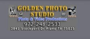 Golden Photo Studio-Plano-Texas
