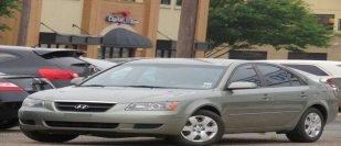 2008 Hyundai Sonata GLS--2nd Owner--93k Miles